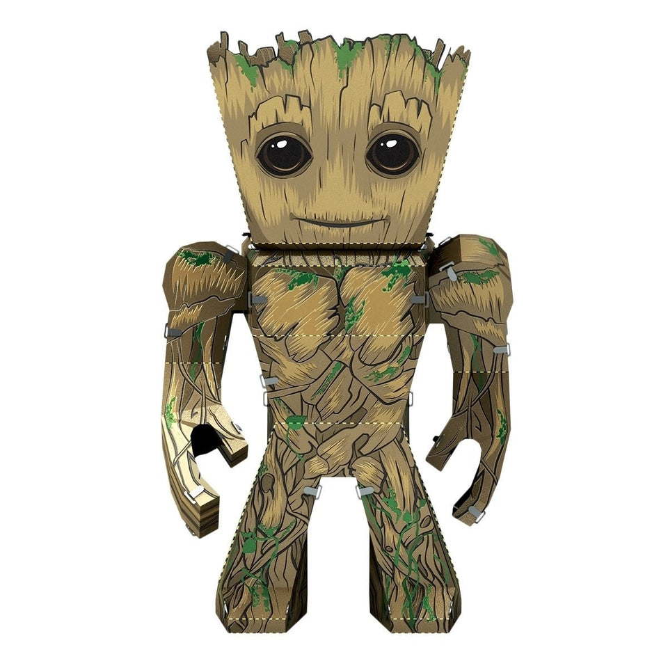 Metal Earth Legends Groot