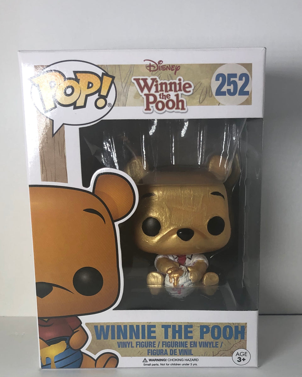 Dr. Winnie The Pooh