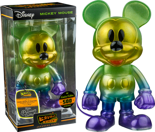 Hikari: Disney Mickey Mouse Green/ Purple Funko