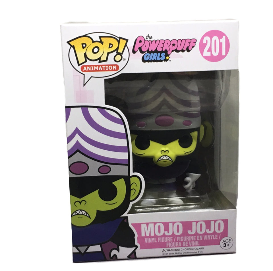 Power Puff Girls: MoJo JoJo