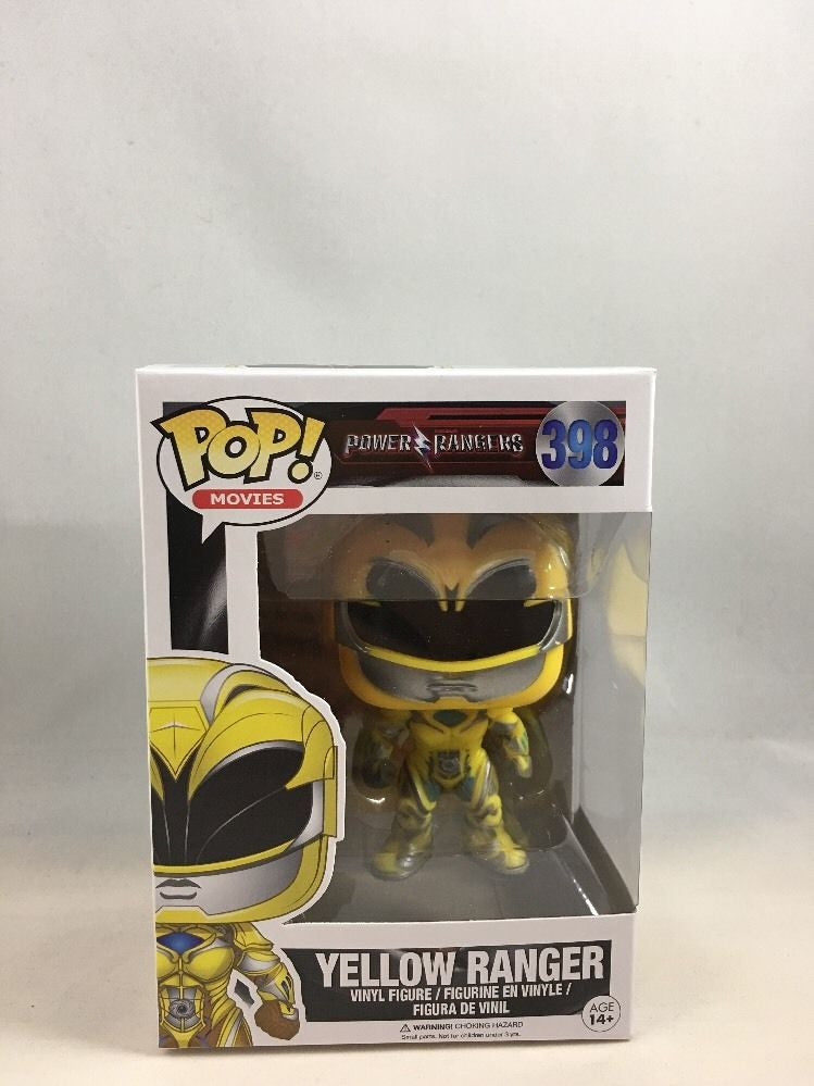 Yellow Power Ranger Movie