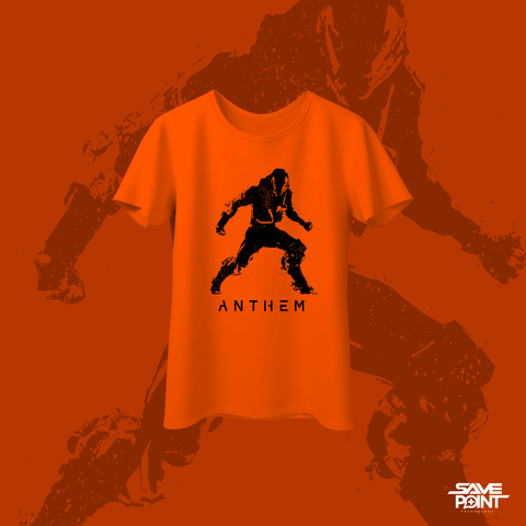 T Shirt - Anthem Concept - by @Blvckwxlf.co