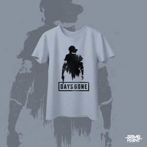 T Shirt - Days Gone Concept - by @Blvckwxlf.co