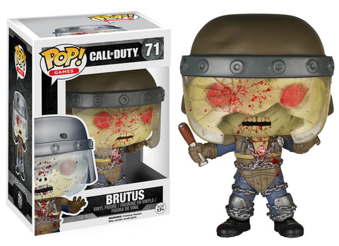 Funko POP - Juego Call of Duty - Brutus