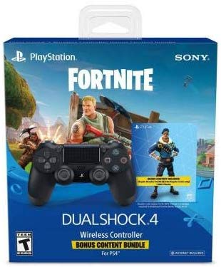 DUALSHOCK 4 WIRELESS CONTROLLER FOR PLAYSTATION 4 - FORNITE BONUS