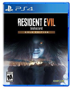 Resident Evil 7 Biohazard Gold Edition - PlayStation 4