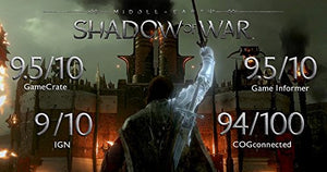 Middle Earth: Shadow of War - PlayStation 4 - Segunda Mano