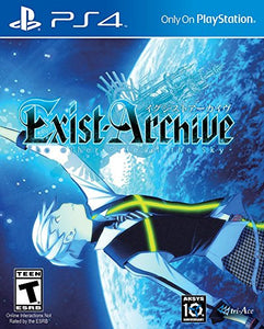 Exist Archive The Other Side of the Sky - PlayStation 4