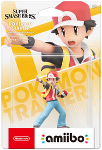 AMIIBO POKEMON TRAINER