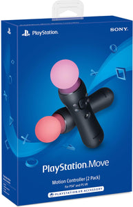 Move Motion Controllers - Two Pack
