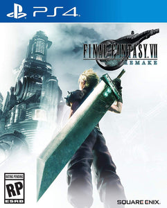 Final Fantasy VII: Remake - PlayStation 4 - (ESTRENA 10.04.2020)
