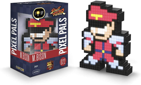 PDP PIXEL PALS - Street Fighter M. Bison