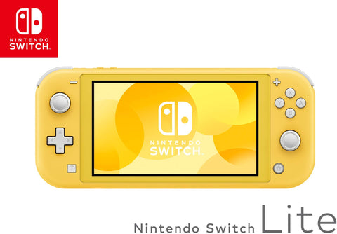Nintendo Switch Lite - Yellow (ESTRENA 20.09)