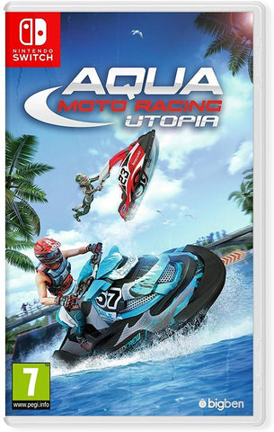Aqua Moto Racing Utopia - Nintendo Switch