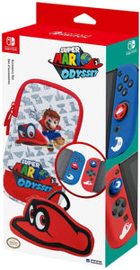 HORI - Super Mario Odyssey Set Officially Licensed - Nintendo Switch