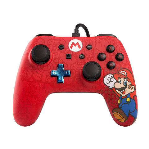 Wired Controller Plus - Super Mario Edition - Nintendo Switch