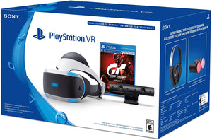 PLAYSTATION VR - GT SPORT Bundle