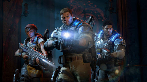 Gears of War 4 - Xbox One - Segunda Mano