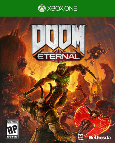 Doom Eternal - Xbox One (ESTRENA 20.03.20)