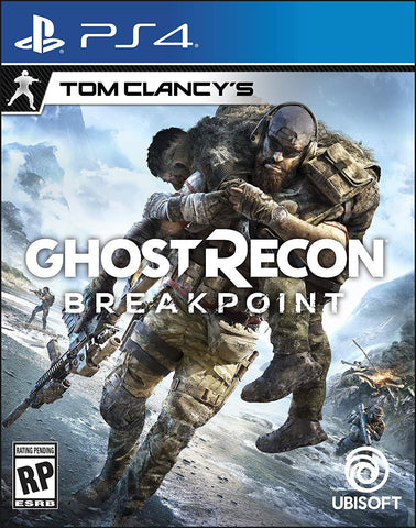 Tom Clancy's Ghost Recon Breakpoint - PlayStation 4 (ESTRENA 04.10)