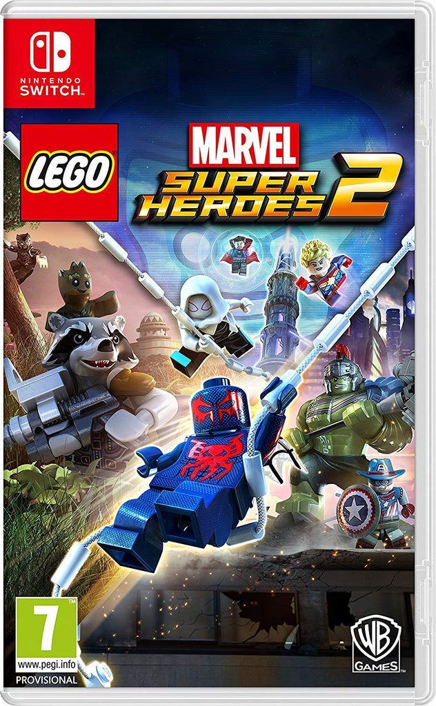 LEGO Marvel Superheroes 2 - Nintendo Switch - Segunda Mano