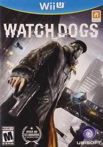 Watch Dogs - Nintendo Wii U - Segunda Mano