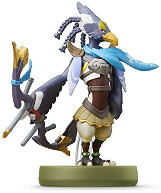 Amiibo - Revali (Zelda Breath of the Wild) - Segunda Mano