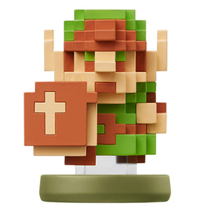 Amiibo 8-Bit Link (The Legend of Zelda Series) [Japan Import]