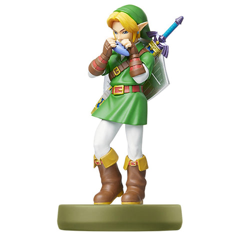 Amiibo LoZ: Ocarina of Time Link Japanese Version
