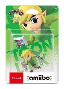 Amiibo Toon Link (Super Smash Bros Series)