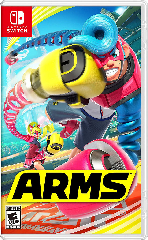 ARMS - Nintendo Switch - Segunda Mano