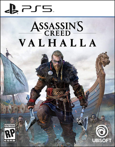Copy of Assassin's Creed Valhalla - PlayStation 5