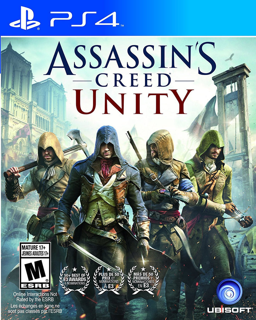 Assassins Creed Unity - Playstation 4 - Segunda Mano