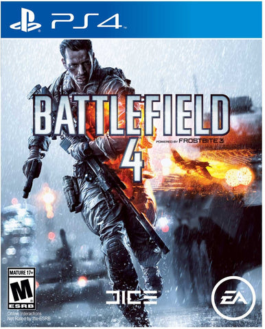 Battlefield 4 - Playstation 4 - Segunda Mano