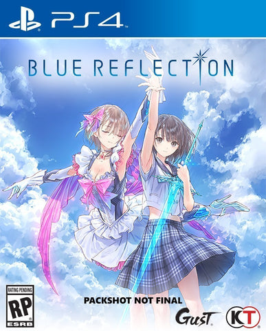 Blue Reflection - PlayStation 4 (PRE ORDEN, ESTRENA 26.09.2017)