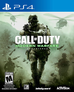 Call of Duty 4: Modern Warfare Remastered - PlayStation 4