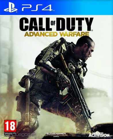 Call Of Duty Advance Warfare - PlayStation 4- Segunda Mano