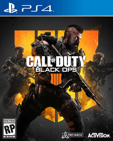 Call of Duty: Black Ops 4 - PlayStation 4 (PRE ORDEN, ESTRENA 12.10.2018)