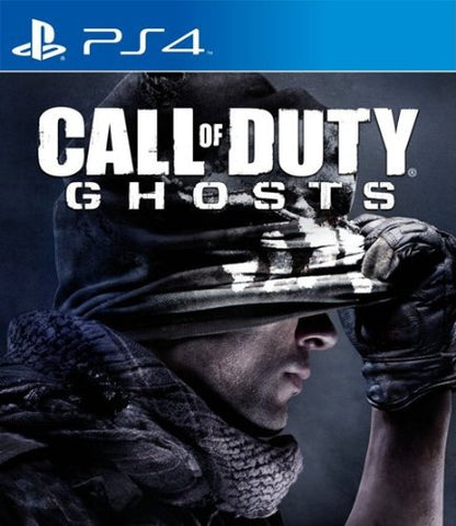 Call of Duty: Ghosts - PlayStation 4 - Segunda Mano