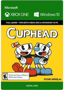 Cuphead (Codigo Digital) - Xbox One