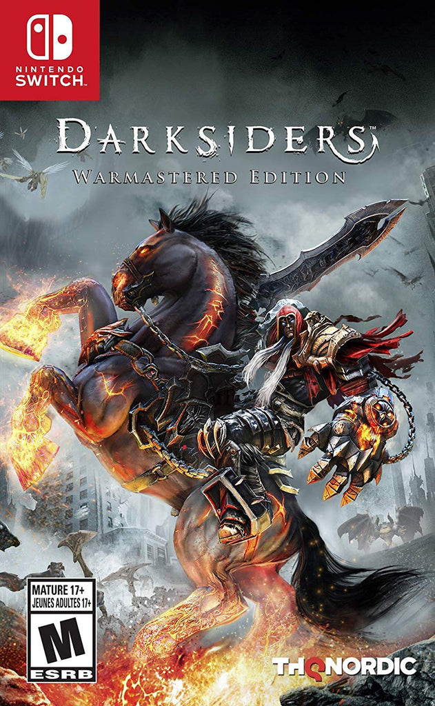 Darksiders: Warmastered Edition - Nintendo Switch - Segunda Mano