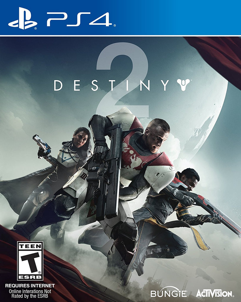 Destiny 2 - PlayStation 4 - Segunda Mano