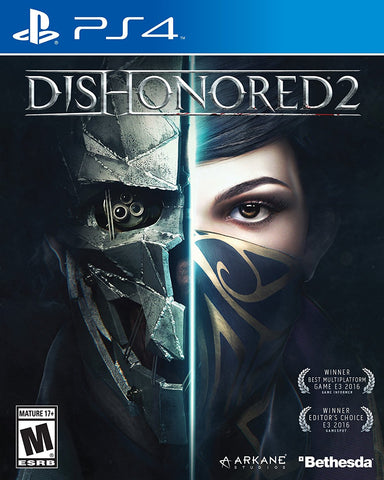 Dishonored 2 - PlayStation 4 - Segunda Mano