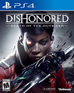 Dishonored: Death of the Outsider - PlayStation 4 - Segunda Mano
