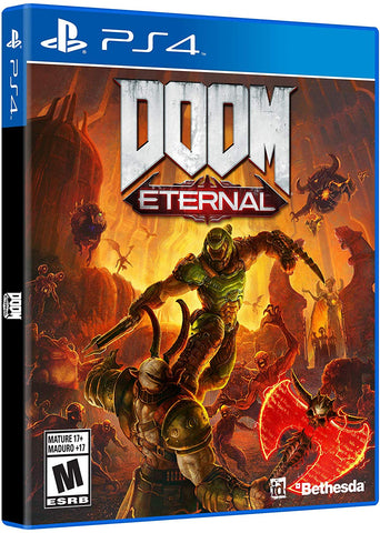 Doom Eternal - PlayStation 4 - DIGITAL