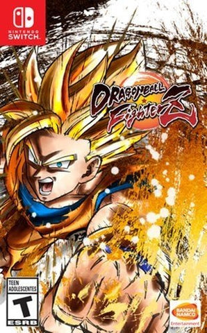 Dragon Ball FighterZ - Nintendo Switch (PRE ORDEN, ESTRENA 28.09.2018)