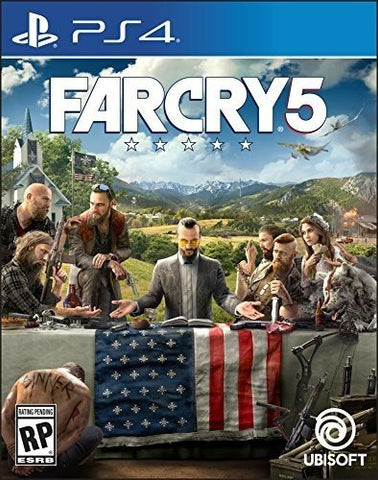 Far Cry 5 - PlayStation 4