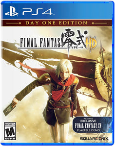 Final Fantasy Type O HD - Playstation 4 - Segunda Mano