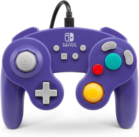 WIRED GAMECUBE CONTROLLER - POWER A