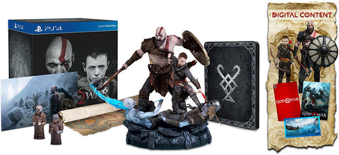 God of War Collector's Edition Edition - PlayStation 4